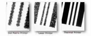 Barcode Printers — are they better than a Laser Printer or Dot Matrix?