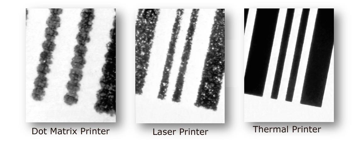 Kết quả hình ảnh cho in mã vạch Dot Matrix Printing