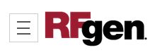 RFgen Logo