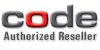 Code Authorized Reseller Logo