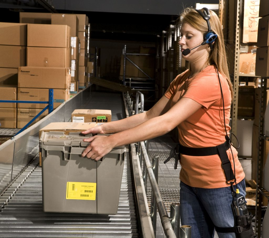 Voice Directed Picking » Warehouse & Distribution » TPI ...