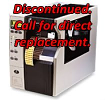 Zebra 110XiIIIPlus Discontinued. Call for Direct Replacement.