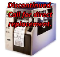Zebra 140XiIIIplus Discontinued. Call for Direct Replacement.