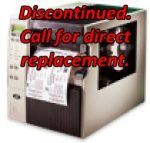 Zebra 170XiIIIPlus Discontinued. Call for Direct Replacement.