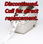 Zebra H2824 Discontinued. Call for a Direct Replacement.