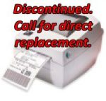 Zebra LP 2844 Discontinued. Call for a Direct Replacement.