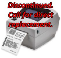 Zebra LP 2844-Z Discontinued. Call for a Direct Replacement.