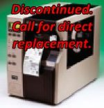 Zebra R110Xi Discontinued. Call for a Direct Replacement.