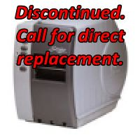 Zebra S600 Discontinued. Call for Direct Replacement.
