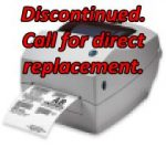 Zebra TLP 2844-Z Plus Discontinued. Call for a Direct Replacement.