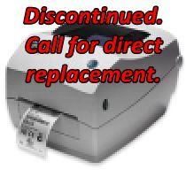 Zebra TLP 3842 Plus Discontinued. Call for a Direct Replacement.