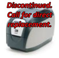 Zebra P100I Discontinued. Call for Direct Replacement.I