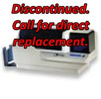 Zebra P330i Discontinued. Call for Direct Replacement.