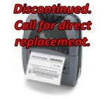 Zebra RP4T Discontinued. Call for a Direct Replacement.