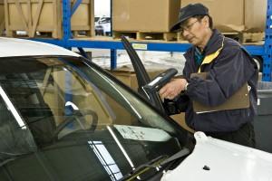 Auto Manufacturing honeywell