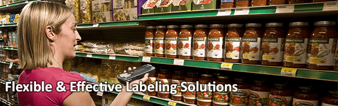 TPI Provides Flexible and Effictive Labeling Solutions for Retail