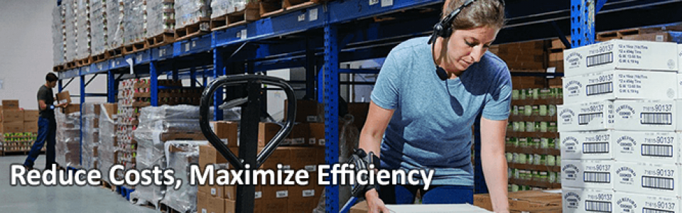 TPI Warehouse Solutions Reduce Costs and Maximize Efficiency.
