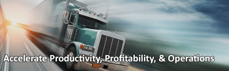 TPI's Transportation and Logistic Solutions Accelerate Productivity, Profitablility and Operations