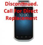 Zebra MC40-HC Discontinued. Call for a Direct Replacement.