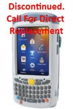 Zebra MC55AO-HC Discontinued. Call for a Direct Replacement.
