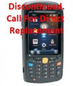 Zebra MC55NO Discontinued. Call for a Direct Replacement.