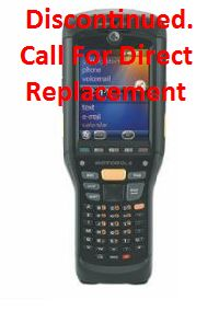 Zebra MC9500-K Discontinued. Call for a Direct Replacement.