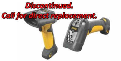 Zebra DS3500 Rugged barcode scanners Discontinued. Call for a Direct Replacement.
