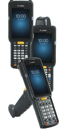 Zebra MC3300 Handheld Mobile Computers