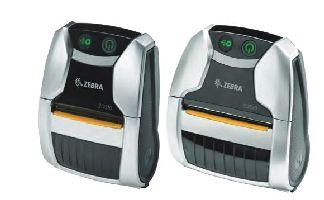 Zebra ZQ300 Series Mobile Label and Receipt Printer