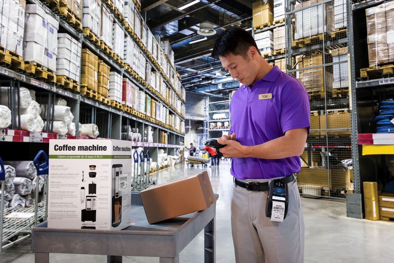 Warehouse Digitization Solutions