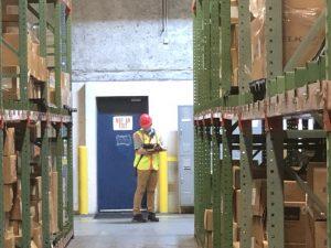 Warehouse Site Survey