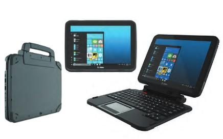 Zebra ET80/ET85 Rugged 2-in-1 Windows Tablet